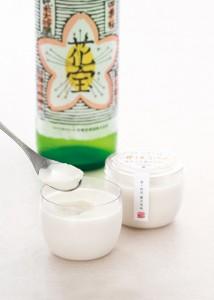 甘酒ぷりん1